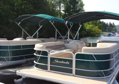 Fun Time Watersports Pontoon Rentals